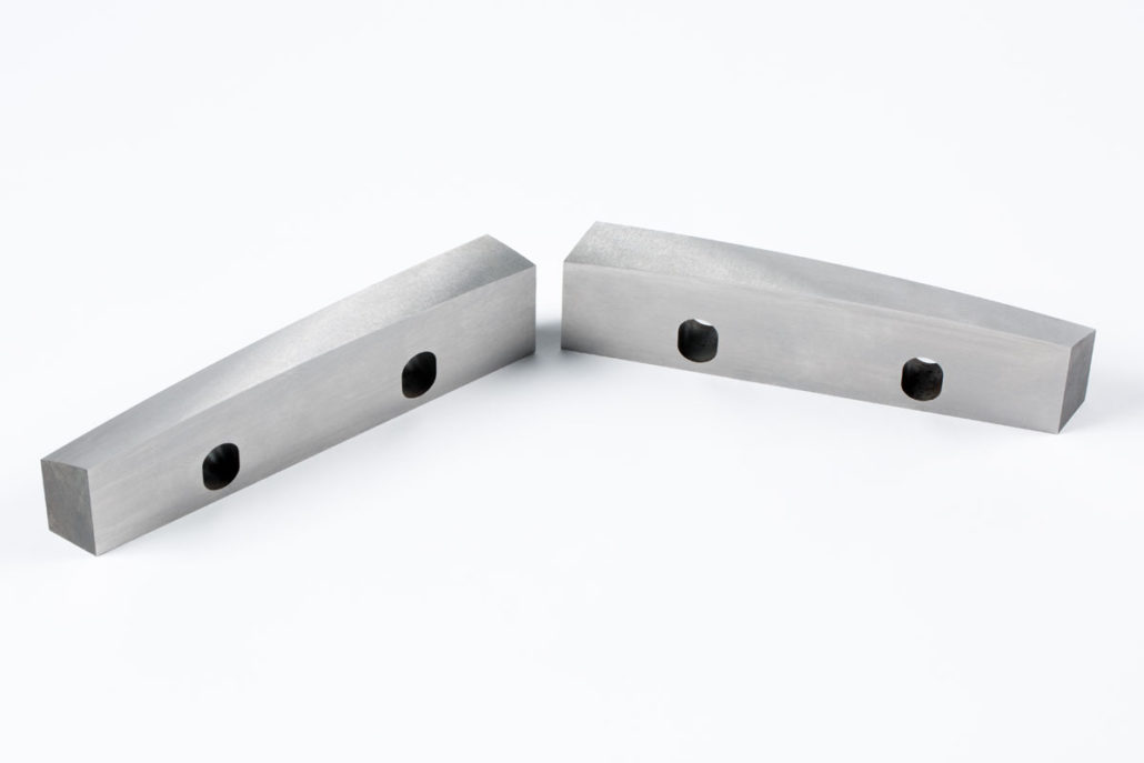 Cold Rolling Mill knives – Romani srl
